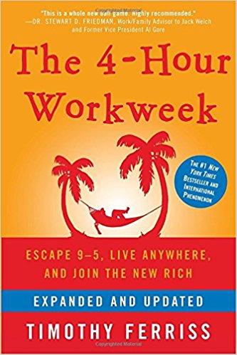 หนังสือ the 4 hour work week
